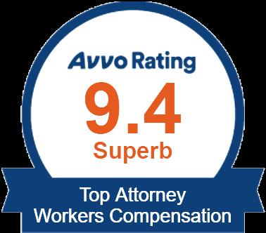 9.4 Rating from Avvo