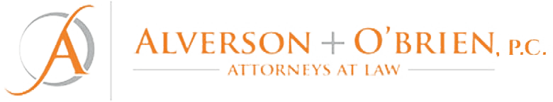 Attorneys who understand the complex interplay of work comp and personal injury | Alverson + O'Brien, P.C.