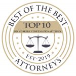 Top 10 Worker's Compensation Attorney